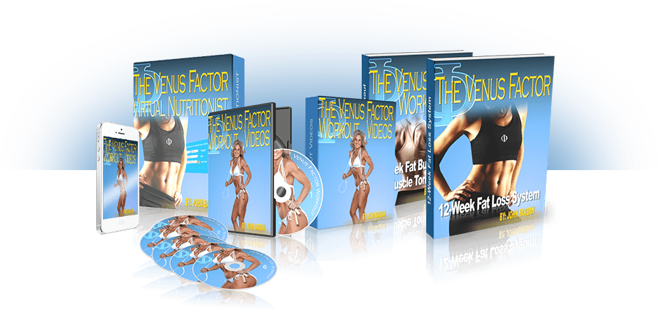 The Venus Factor Virtual Nutritionist